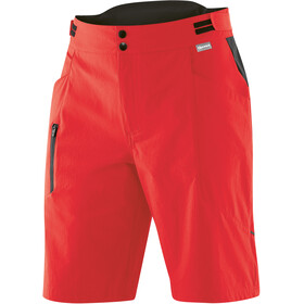 Gonso Orco Bike Shorts Men, high risk red